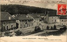 CPA Val-et-Chatillon - Place de Chatillon (276809)