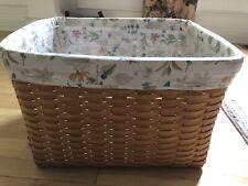 Longaberger File Basket Set