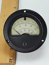 Vintage Multimeter Ts-297 Test Equipment Replacement Meter Wag Line Part