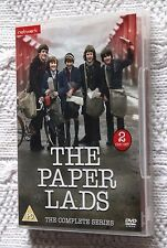 THE PAPER LADS (DVD, 2 DISC) REGION-2, LIKE NEW(DISCS: NEW) FREE POST AUS-WIDE