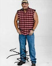 Larry The Cable Guy Autographed 8x10 Photo (Reproduction)  3