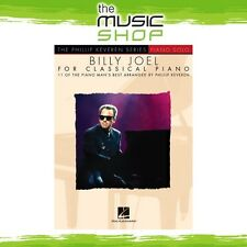 New Phillip Keveren Series: Billy Joel Music Book for Classical Piano Solo