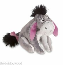"Disney Store Winnie the Pooh Friend EEYORE Plush Mini Bean Bag 7"" Stuff  NEW"