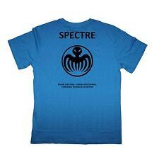 Spectre James Bond 007 goldeneye movie Shirt Sizes S-XL Various Colours