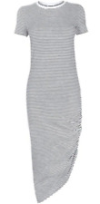 Noisy May Cilla Dress Womens Ladies Size UK 12 (M) Black/White #Ref117