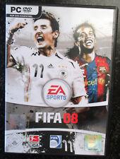 PC DVD Fifa Football 08, EA Sports