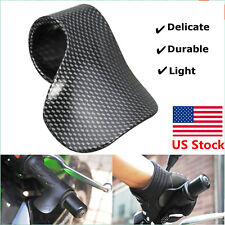 Universal Motorcycle Cruise Control Throttle Assist Wrist Rest Aid Grip Black US