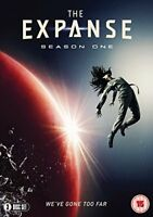 The Expanse: Season One [Official UK release] [DVD][Region 2]