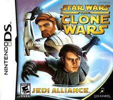 Star Wars: The Clone Wars - Jedi Alliance - Nintendo DS - Game Only
