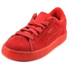Chaussures PUMA en daim pour garçon de 2 à 16 ans