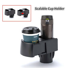Car Cup Holder Cup Holder Phone Mount Car Scalable Universal Dual Cup Holder