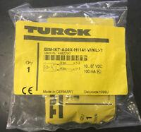 Turck 4482290 BIM-IKT-AD4X//H1141 KLI-3 Magnetic Cylinder Position Sensor  NEW