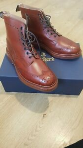 Tricker's Stow For Paul Smith UK Size 8