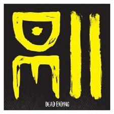 DEAD ENDING - DE II  VINYL LP 6 TRACKS INTERNATIONAL PUNK NEW