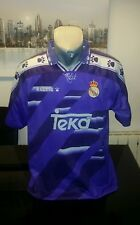 CAMISETA SHIRT VINTAGE KELME REAL MADRID TEKA TALLA XL