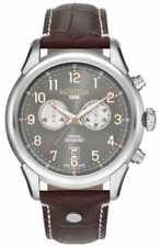 Roamer Quarz-Armbanduhren (Batterie) mit Silber