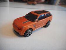 Majorette Range Rover Stormer in Orange