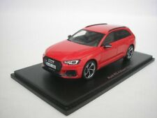 Audi RS4 Rs 4 Avant 2018 Misano Red 1/43 spark S7833 New