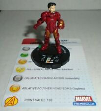 Iron Man 021 Marvel Heroclix Secret Invasion