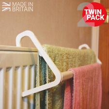 Over Radiator / Door / Bath Airer Clothes Washing Drying Indoor Rack Rail Dryer