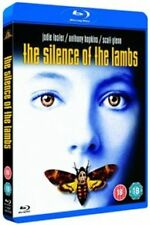 Silence of The Lambs 5039036040457 Blu-ray Region 2