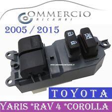 Pulsantiera Alzacristalli Toyota Corolla Yaris Rav 4 III 2 vetri elettrici NUOVA