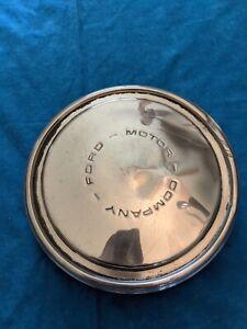 "1971 Ford LTD Dog Dish Hubcap 10 - 1/2"""