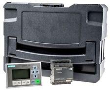 Siemens LOGO TD Starter Kit + Display 8 x Input 4 x Output-  6ED10573BA100AA6