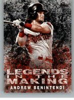 2018 Topps Legends in the Making Black Pick From List Blaster Exclusive Card