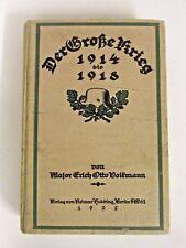 Major Erich Otto Volkmann Der Rabe Krieg (The Raven War) Includes Maps