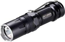Nitecore SRT3 Defender 550-Lumen Multi-Color LED Flashlight Compact Tactical