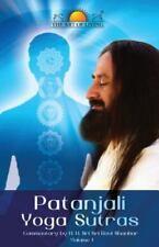Patanjali Yoga Sutras by Sri Sri Ravi Shankar (2014, Paperback)