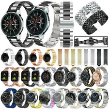 For Samsung Galaxy Watch 42mm 46mm Active 2 Stainless Steel Band Strap Bracelet