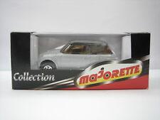 Diecast Majorette New Mini Cooper No. 294 C Silver Grey Mint in Box