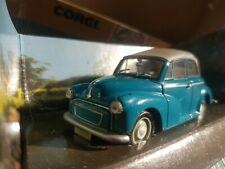 Morris Minnor Converterible , CORGI No 96766 , 1/43