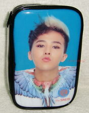 G-DRAGON [THE SAEM] Korean Promo POUCH -Blue Ver.- (Big bang BIGBANG GD)