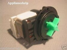 WHIRLPOOL Universal WASHING MACHINE DRAIN PUMP 3 Screw Plaset