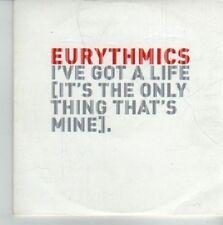(CV685) Eurythmics, I've Got A Life (It's The Only Thing That's Mine) - DJ CD