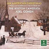 An American Christmas by Elizabeth Anker, Anne Azéma,..(CD) Brand New Import