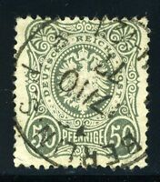 GERMANY DEUTSCHES REICH  SC#35a USED