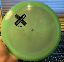 "Discmania S-Line Dd3 X-Out ""Cloud Breaker"" - Swirly Green & Brown - New!"