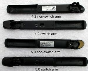 GHD replacement 4.2b and 5.0 gold classic arms