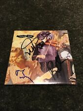 Green Day Autographed CD Cover All 3 Signed Billie Joe Tre Mike Insomniac