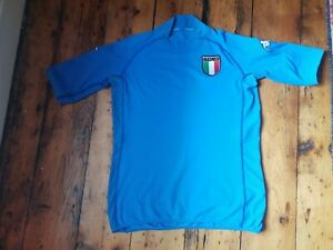 Italy National Team 2002 Kappa Adult Size Small