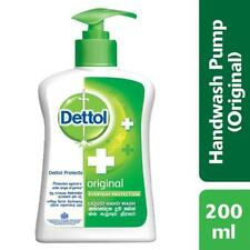 Dettol Original Liquid Handwash Soap - 200 ml