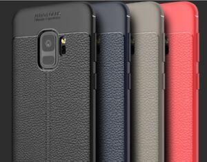 P/úrpura CRABOT Compatible con Samsung Galaxy S9+//S9 Plus Funda Silicona L/íquida Parachoques de Goma de Gel Delgado A Prueba de Choques Protector Caso+1 Gratis Protector de Pantalla
