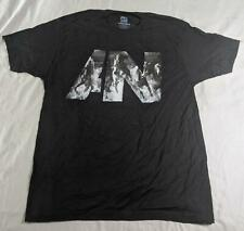 Redbull Records Men's AwolNation Short Sleeve T-Shirt NA8 Black Size XL