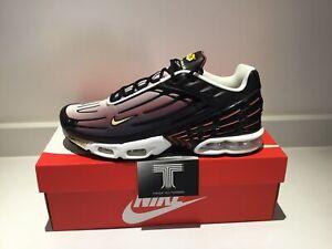 """Nike Air Max Plus III TN """"Claystone Red"""" ~ CT1693 001 ~ Uk Size 8.5 ~ Euro 43"""