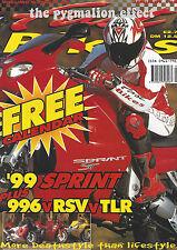 VFR800 BMW R1100S ST4 Ducati 996 TL1000R RSV Mille Voxan 1000 V12 Sprint ST 955i