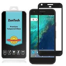 ZenTech® Tempered Glass [FULL COVER] Screen Protector Guard For Google Pixel